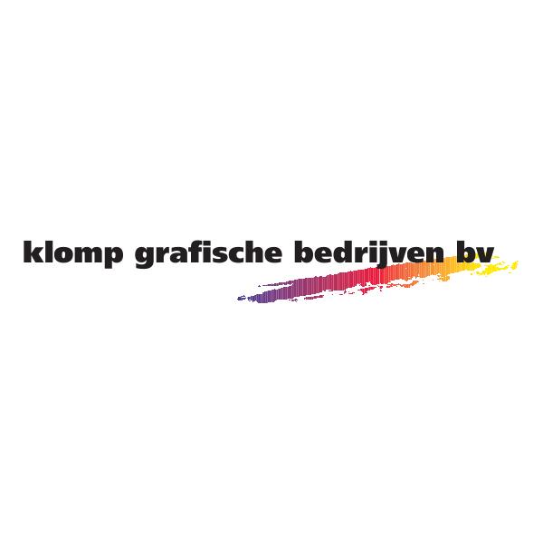 Klomp Grafische Bedrijven Logo ,Logo , icon , SVG Klomp Grafische Bedrijven Logo