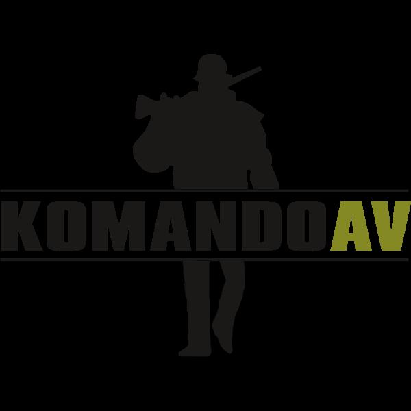 Komando Av Logo ,Logo , icon , SVG Komando Av Logo