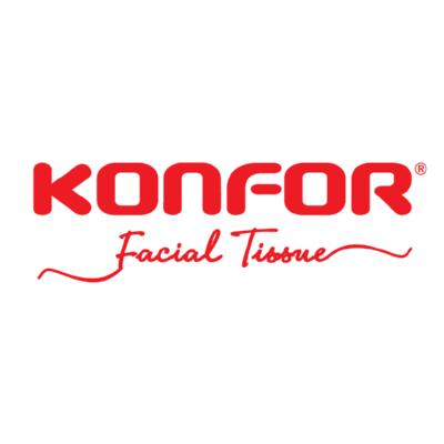 Konfor Facial Tissue Logo ,Logo , icon , SVG Konfor Facial Tissue Logo