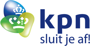 KPN sluit je af Logo ,Logo , icon , SVG KPN sluit je af Logo