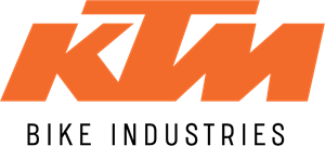 KTM Bike Industries Logo ,Logo , icon , SVG KTM Bike Industries Logo