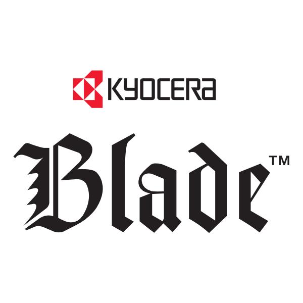 Kyocera Blade Logo ,Logo , icon , SVG Kyocera Blade Logo