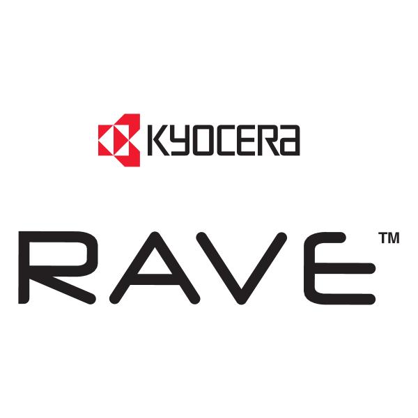 Kyocera Rave Logo ,Logo , icon , SVG Kyocera Rave Logo