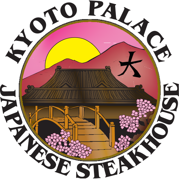 Kyoto Palace Japanese Steakhouse Logo ,Logo , icon , SVG Kyoto Palace Japanese Steakhouse Logo