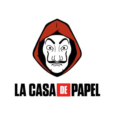 la casa de papel logo ,Logo , icon , SVG la casa de papel logo