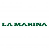 La Marina tienda departamental Logo ,Logo , icon , SVG La Marina tienda departamental Logo