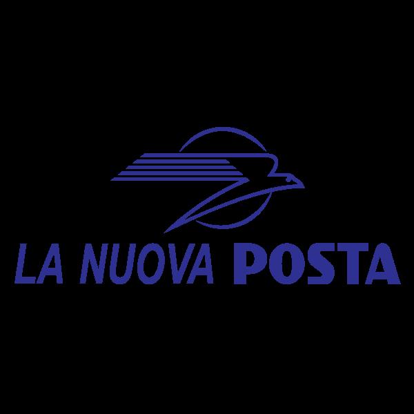 La Nuova Posta Logo ,Logo , icon , SVG La Nuova Posta Logo