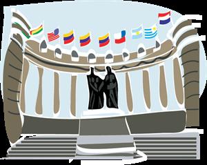 La Rotonda Guayaquil Logo ,Logo , icon , SVG La Rotonda Guayaquil Logo