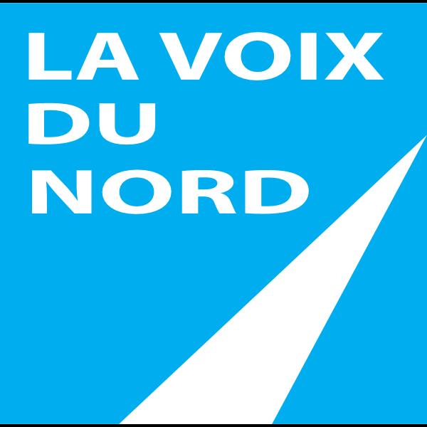 LA VOIX DU NORD Logo ,Logo , icon , SVG LA VOIX DU NORD Logo