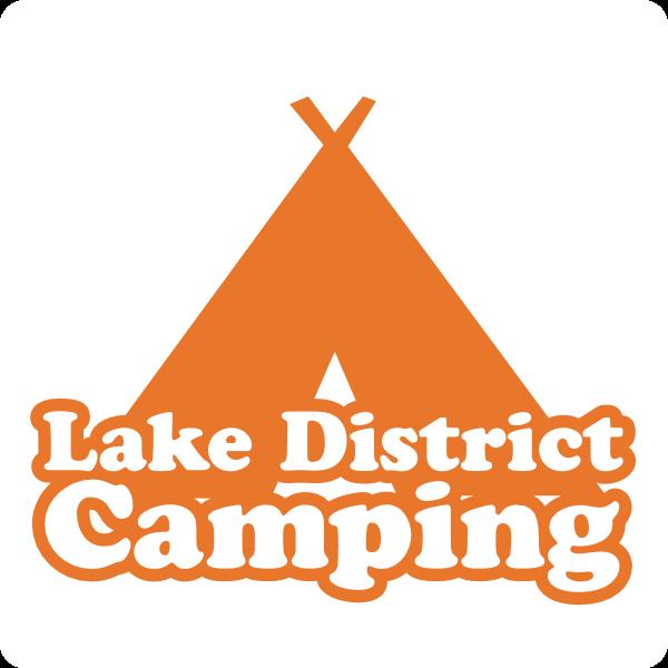 Lake District Camping Logo ,Logo , icon , SVG Lake District Camping Logo