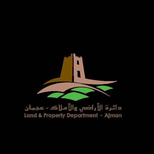 Land & Property Department Ajman Logo ,Logo , icon , SVG Land & Property Department Ajman Logo