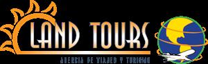 LAND TOURS Logo ,Logo , icon , SVG LAND TOURS Logo