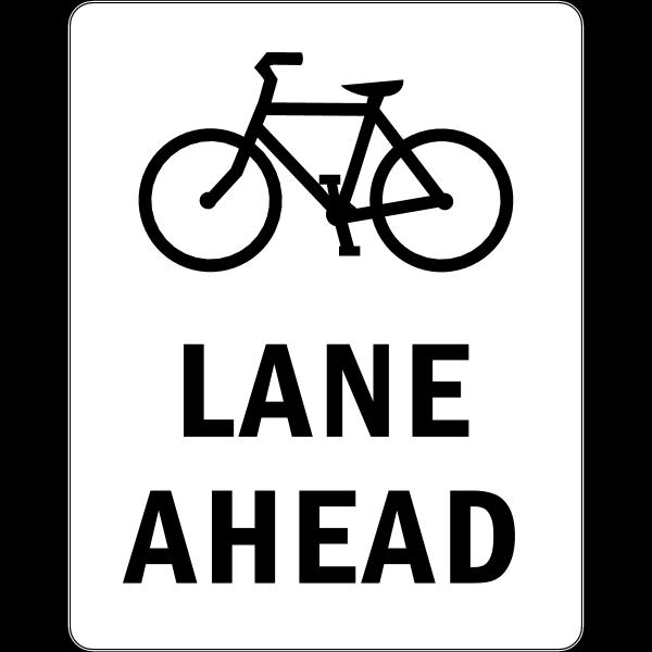 LANE AHEAD SIGN Logo ,Logo , icon , SVG LANE AHEAD SIGN Logo