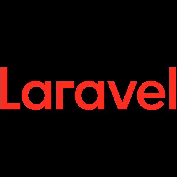 Laravel type logo ,Logo , icon , SVG Laravel type logo