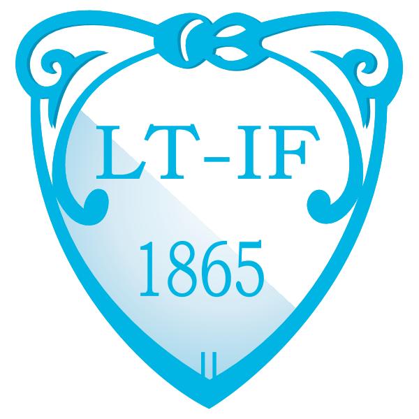 Larvik Turn & IF Logo ,Logo , icon , SVG Larvik Turn & IF Logo