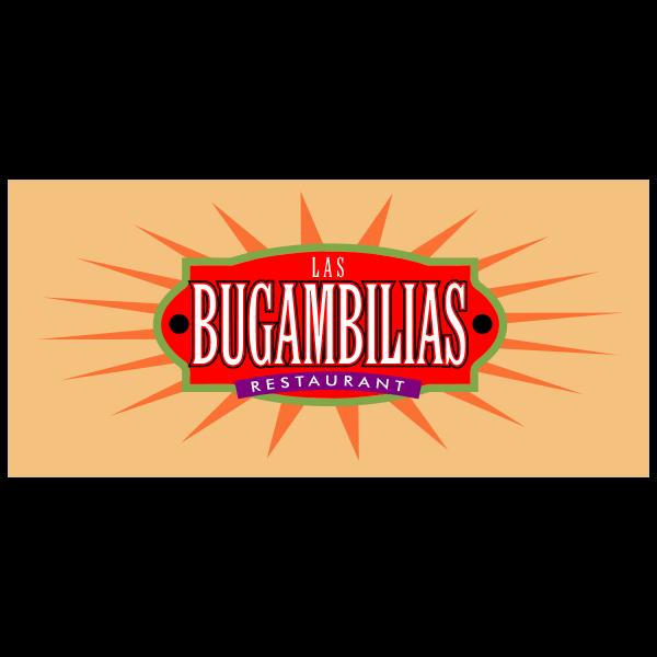 Las Bugambilias Restaurant Logo ,Logo , icon , SVG Las Bugambilias Restaurant Logo