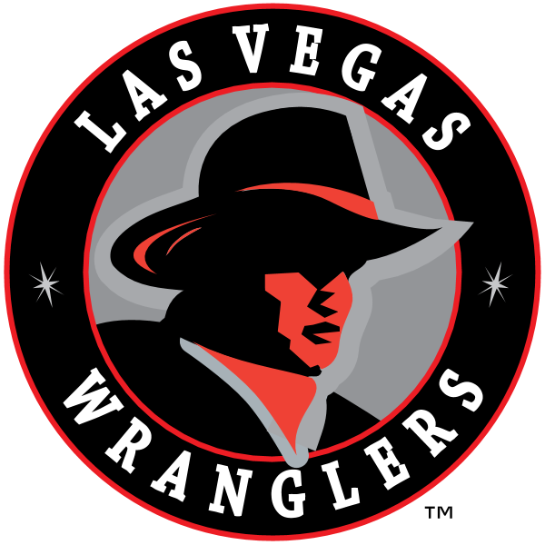 Las Vegas Wranglers Logo ,Logo , icon , SVG Las Vegas Wranglers Logo