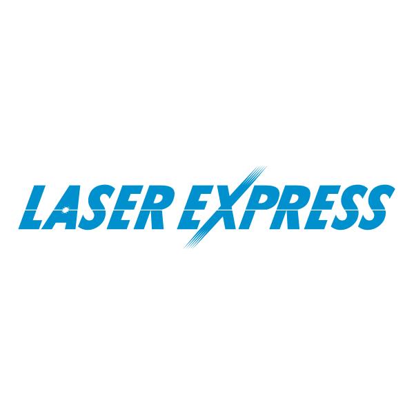 Laser Express Logo ,Logo , icon , SVG Laser Express Logo
