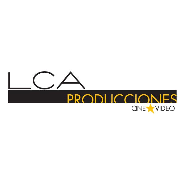 LCA Producciones Logo ,Logo , icon , SVG LCA Producciones Logo
