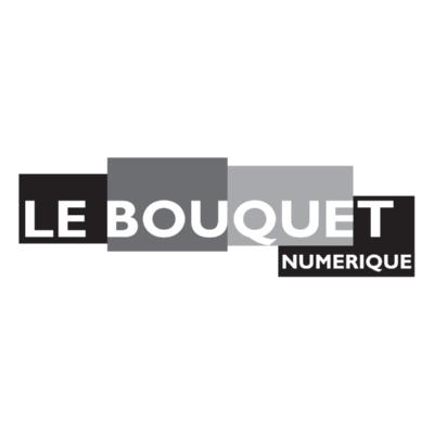 Le Bouquet Numerique Logo ,Logo , icon , SVG Le Bouquet Numerique Logo