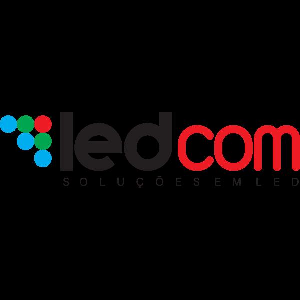 Ledcom Logo ,Logo , icon , SVG Ledcom Logo