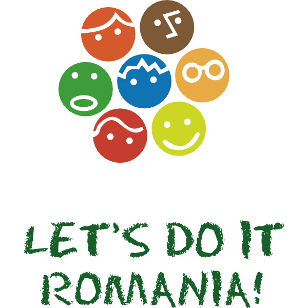 Let`s Do It Romania Logo ,Logo , icon , SVG Let`s Do It Romania Logo