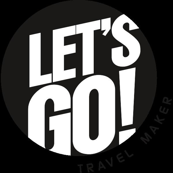 LET´S GO! Travel Maker Logo ,Logo , icon , SVG LET´S GO! Travel Maker Logo