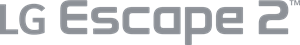 LG Escape 2 Logo ,Logo , icon , SVG LG Escape 2 Logo