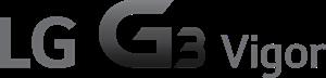 LG G3 Vigor Logo ,Logo , icon , SVG LG G3 Vigor Logo