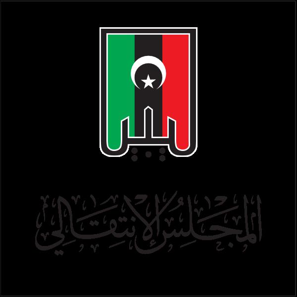 شعار المجلس الانتقالي الليبي ,Logo , icon , SVG شعار المجلس الانتقالي الليبي