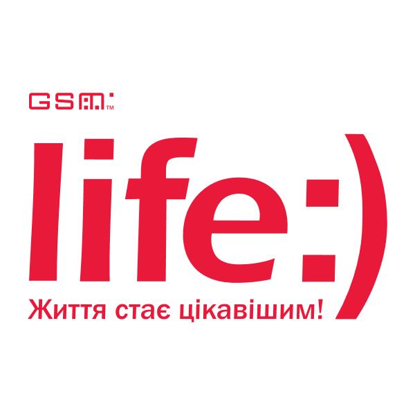 Life:) Logo ,Logo , icon , SVG Life:) Logo