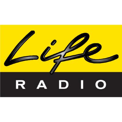 Life Radio Logo ,Logo , icon , SVG Life Radio Logo