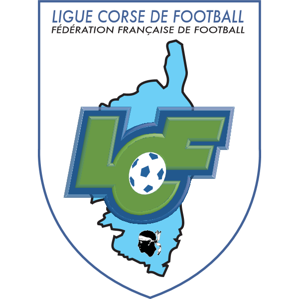 Ligue Corse de Football Logo ,Logo , icon , SVG Ligue Corse de Football Logo