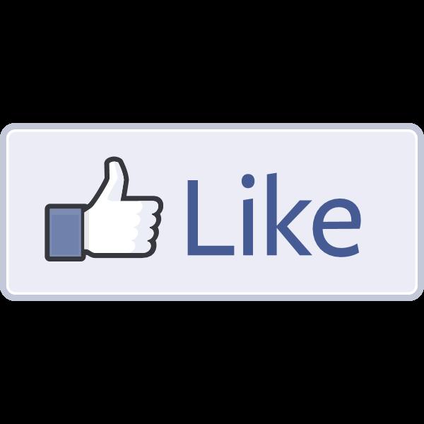 Like Button Facebook ,Logo , icon , SVG Like Button Facebook