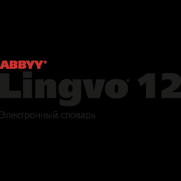 Lingvo12 Logo ,Logo , icon , SVG Lingvo12 Logo