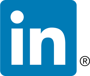 LinkedIn [in] icon Logo ,Logo , icon , SVG LinkedIn [in] icon Logo