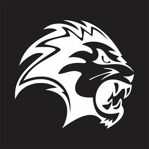 Lion Face Logo ,Logo , icon , SVG Lion Face Logo