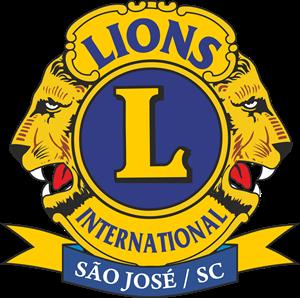Lions Clube – São José – SC Logo ,Logo , icon , SVG Lions Clube – São José – SC Logo