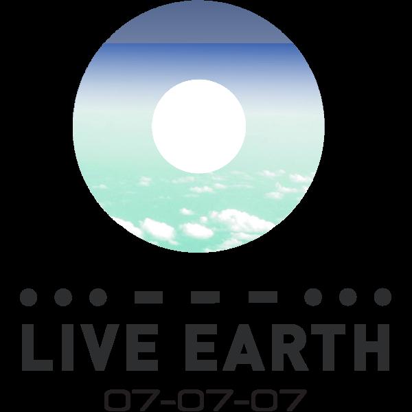 Live Earth Concert Logo ,Logo , icon , SVG Live Earth Concert Logo