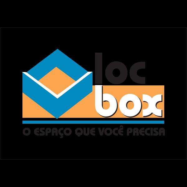 Loc Box Logo ,Logo , icon , SVG Loc Box Logo
