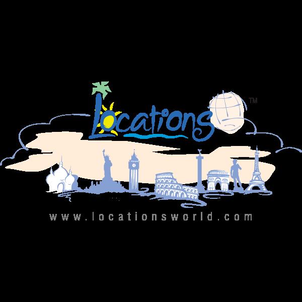 Locations Logo ,Logo , icon , SVG Locations Logo