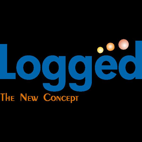Logged Logo ,Logo , icon , SVG Logged Logo