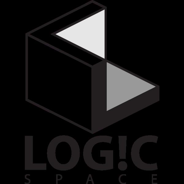 LOGIC Space Logo ,Logo , icon , SVG LOGIC Space Logo