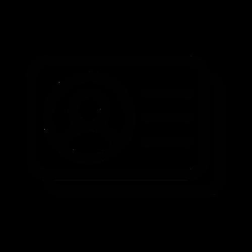 profile ,Logo , icon , SVG profile