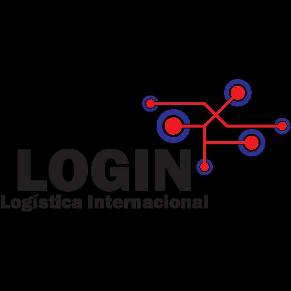 LOGIN Logística Internacional Logo ,Logo , icon , SVG LOGIN Logística Internacional Logo