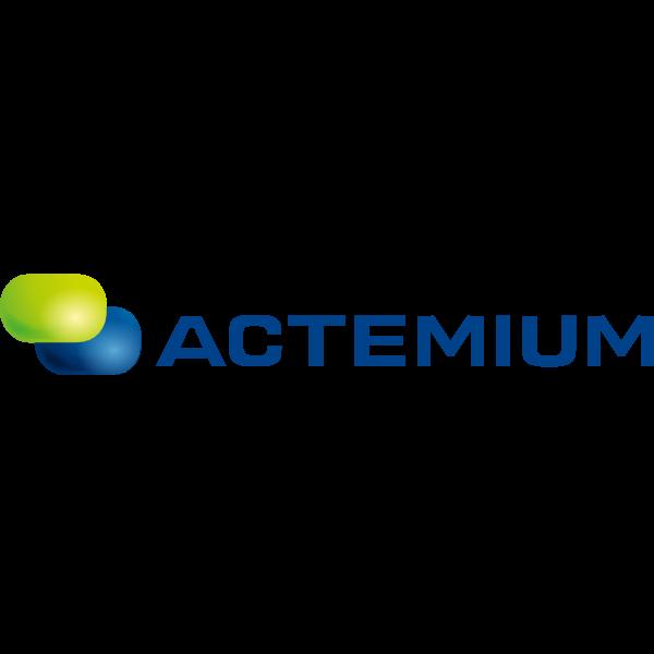 Logo-actemium ,Logo , icon , SVG Logo-actemium
