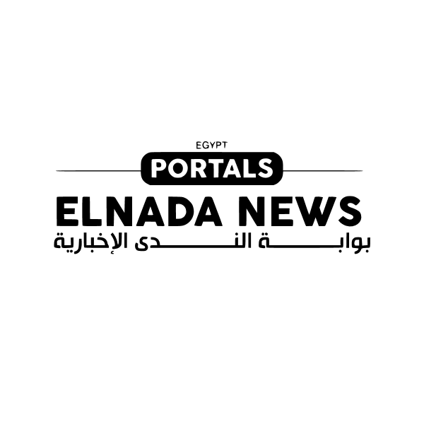 logo elnadanewsportals ,Logo , icon , SVG logo elnadanewsportals