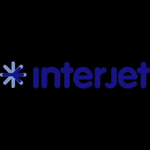 Logo Interjet Transparent ,Logo , icon , SVG Logo Interjet Transparent