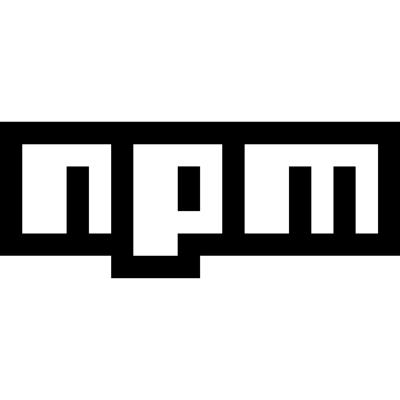 logo npm ,Logo , icon , SVG logo npm