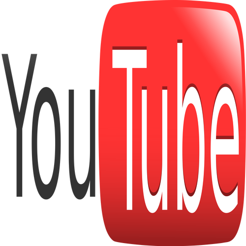 Logo of YouTube (2005-2011) realtext ,Logo , icon , SVG Logo of YouTube (2005-2011) realtext